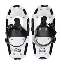 ALPS Light Weight Snowshoes for Kids, Boys & Girls Includes