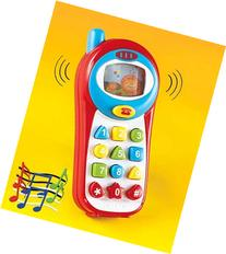 Light & Sound Baby Teaching Phone by LTD Commodities