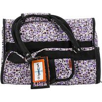 Prefer Pets Light Weight Soft Siided Pet Carrier, Purple