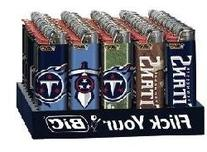 Bic Lighter Tennessee Titans 50's