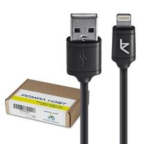Tech Armor Apple Certified Lighting Cable - 2 Feet Black