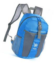 Bago Lightweight Backpack. Waterproof Collapsible Rucksack