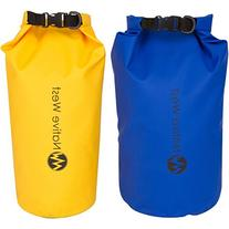Lightweight Compression Dry Bag with Shoulder Strap and Roll