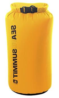 Sea to Summit Lightweight Dry Sack,Yellow,Medium-8-Liter
