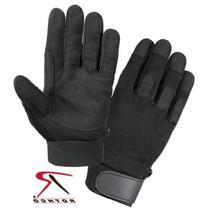 Rothco Lightweight All Purpose Duty Gloves, Black, X-Large