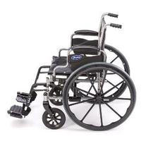 "Invacare LightWeight Tracer EX2 Wheelchair 18"" with"