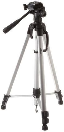 Cameta Professional 60-Inch Lightweight Tripod with Bag