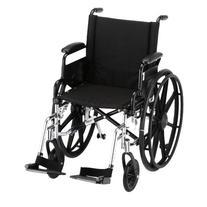 "NOVA Medical Products 18"" Lightweight Wheelchair"