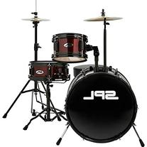 Sound Percussion Labs Lil Kicker - 3 Piece Jr Drum Set with