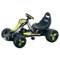 Motorola Lil' Rider Black Stealth Pedal Powered Go-Kart