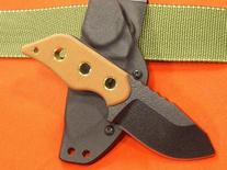 Tops Knives Lil Roughneck Fixed Blade Knife