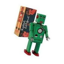 Small Lilliput Robot Tin Toy by Schylling Toys