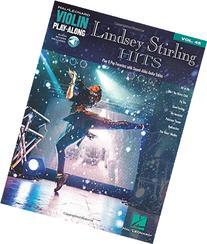 Lindsey Stirling Hits Violin Play-Along Vol. 45 Book Audio