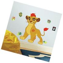 Lion Guard Kion Peel and Stick Giant Wall Decal