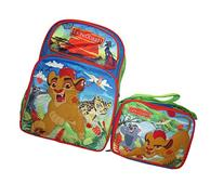 Disney Lion King Guard 16 Inch Kids Large Backpack & Lunch