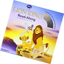 The Lion King Read-Along Storybook and CD