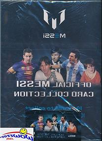 Lionel Messi Official Card Collection Starter Kit with