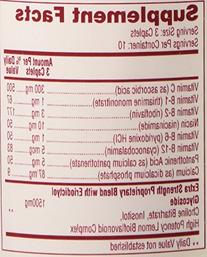 DSE Lipo-Flavored Caplets, 30 Count