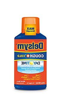 Delsym Adult Liquid Cough Plus Day Time Cough Suppressant