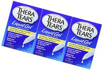 TheraTears Eye Drops for Dry Eyes, Nighttime Dry Eye Therapy