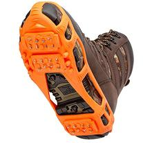 Stabilicer Lite Ice Cleats - Orange - Large