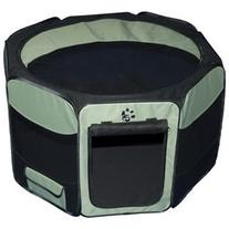 Pet Gear Travel Lite Soft-Sided Pet Pen with Removable Top