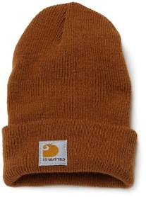 Carhartt Boys' And Girls' Acrylic Watch Hat, Carhartt Brown