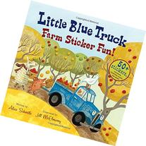 Little Blue Truck Farm Sticker Fun
