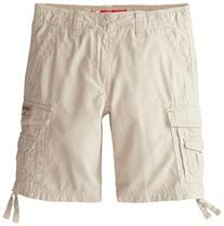 Unionbay Little Boys' Cordova Cargo Short, Sand, 7X