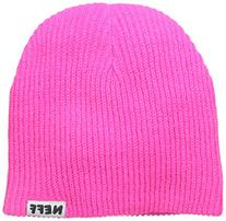 Neff Little Boys' Kids Daily Beanie, Magenta, One Size