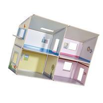 HABA Little Friends Large Dollhouse Villa Sunshine - 4