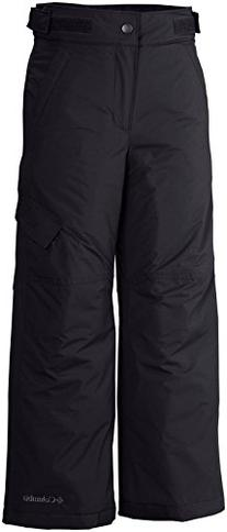 Columbia Little Boys' Ice Slope II Pant, Hyper Blue, 4T