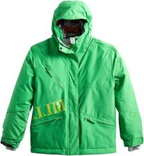 Billabong Little Boys' Solid Jacket, Acid Green, Medium