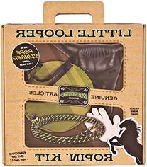 Mustang Little Looper Ropin Kit - Lime