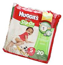 Huggies Little Movers Diapers Slip-on 5 Over Disney Winnie