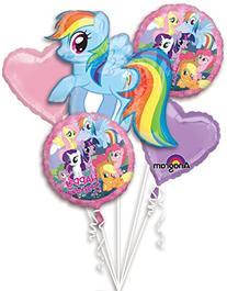 Anagram International My Little Pony Birthday Bouquet,