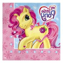 My Little Pony Small Napkins