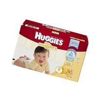 Huggies Little Snugglers Diapers Disney Design Size 2-72 CT