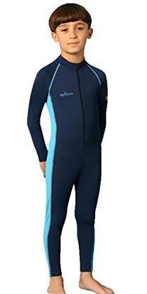 Little Boys Sun Protection Swimwear Stinger Suit Full Body 2
