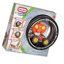 Little Tikes RC Tire Twister Batteries Required: 3 AA For