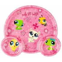 Littlest Pet Shop Pocket Plate Plastic