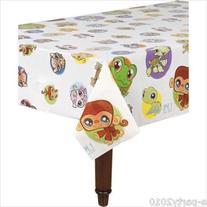 Designware Littlest Pet Shop Table Cover