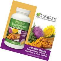 trunature Liver Health Complex with Milk Thistle, 180