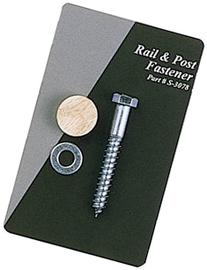 LJ-3078 Red Oak Rail & Post Fastener