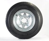 Kenda Loadstar Karrier 205/75R14 w/Wheel