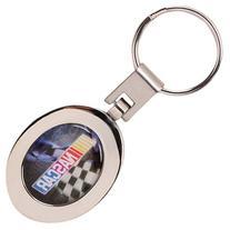 NASCAR OFFICIAL NASCAR LOGO KEYCHAIN