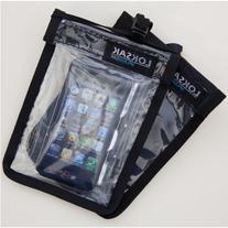 LOKSAK Lok-Nc Blue Neck Caddie For Smartphones-3 X 6