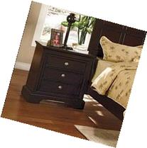 London Night Stand By Crownmark Furniture