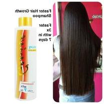 3 X Genive Long Hair Fast Growth Shampoo Helps Your Hair to