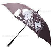 Only Love Long Handle Straight Bone Umbrella Man Straight